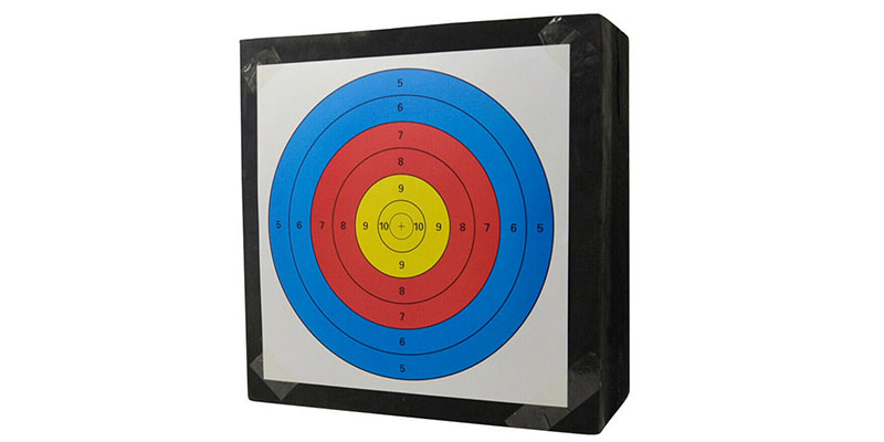 Block Target For Crossbows