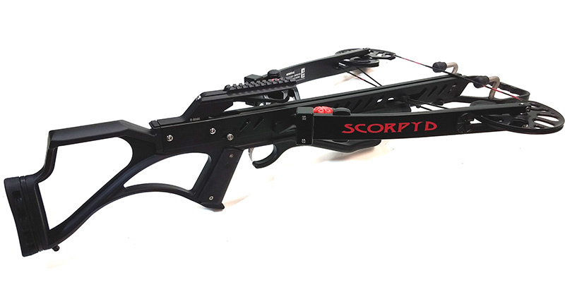 Scorpyd Nemesis 480 Fastest Crossbow800*400