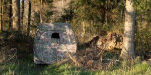 Ameristep Doghouse Ground Blind800*400