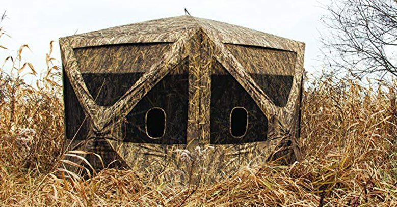 Big Cat 350 Ground Blind
